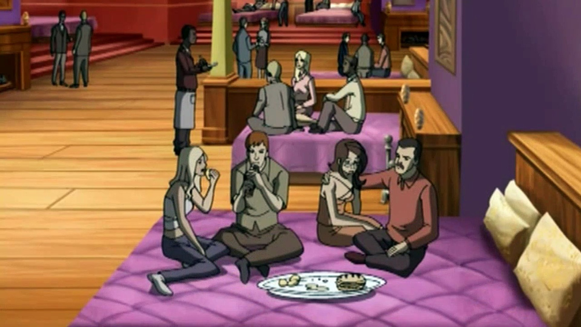 The Boondocks S01e10 The Itis Video Dailymotion
