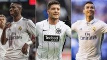 Top 10 dos atletas mais caros da história do Real Madrid