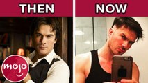 Top 10 The Vampire Diaries Stars: Where Are They Now?