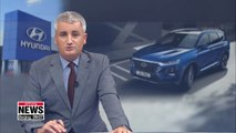 Hyundai Motor posts sales gain for tenth straight month in U.S. market in May