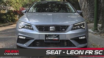 SEAT Leon FR SC a prueba