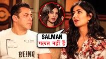 Katrina Kaif DEFENDS Salman Khan For Targeting Priyanka Chopra | Bharat