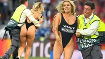 Smoking Hot Champions League Streaker Gains 2 Million Followers But Gets SUSPENDED By Instagram!