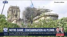 Notre-Dame: un cas d'enfant avec trop de plomb dans le sang sur l'île de la Cité