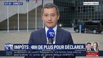 Bug du site des impôts: Darmanin affirme que 3 millions de Français se sont connectés en moins de 30 minutes