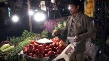 Vegetable shop, Lake Market, Kolkata