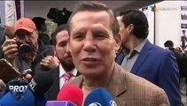 Julio César Chávez  golpea a las adicciones y ayudará a la gente.   Azteca Deportes