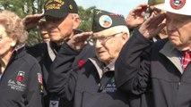 """""""Me voilà, 75 ans après le D-Day, quel honneur !"""" Des vétérans américains reviennent sur les plages du Débarquement"""