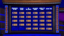 """Devenu une star aux Etats-Unis grâce à son parcours impressionnant dans le jeu télévisé """"Jeopardy!"""", un candidat a été battu et termine à un souffle du record de gains!"""