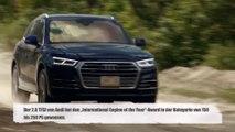 """""""International Engine of the Year""""-Awards - Der 2.0 TFSI-Motor von Audi gewinnt seine Klasse"""