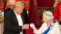 "Après la ""fantastique"" reine Elizabeth, Trump rencontre Theresa May"