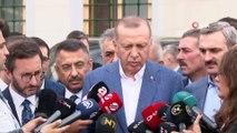 Cumhurbaşkanı Erdoğan'dan YSK'nın İlçe Seçim Kurullarıyla İlgili Kararını Değerlendirdi