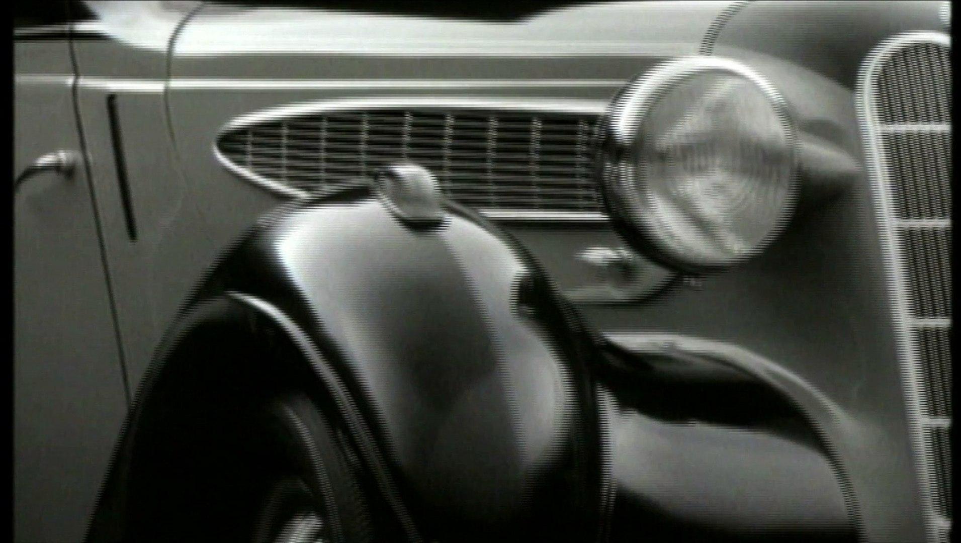 Evolution en morphing de la calandre BMW jusqu'en 2005