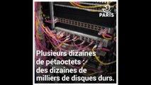 Data center à Paris