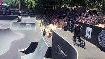Loucas Pappalardo, un as du BMX Freestyle Park !