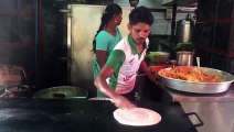 Tasty Street Food - What an incredible DOSA!