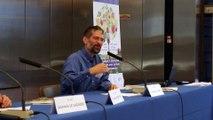 Journées Scientifiques de l'Environnement (JSE) 2019 – 3e jour de colloque scientifique : intervention de Matthieu Calame