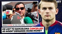 WE FOUND THE REASON DE LIGT WON'T SIGN FOR BARCELONA! | #WNTT