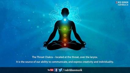 Blue - Vishuddhi Chakra by Ustad Shujaat Khan - Music for Awakening Throat Chakra   Red Ribbon