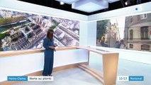Incendie de Notre-Dame de Paris : crainte d'une contamination au plomb