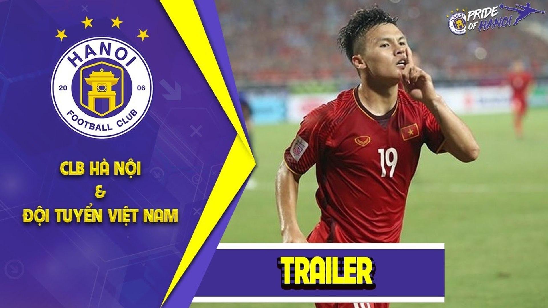 Trailer | King's Cup 2019 | Chiến đấu để khẳng định vị thế | HANOI FC