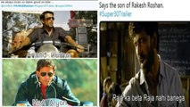 Super 30 Trailer: Hrithik Roshan's Super 30 MEMES goes VIRAL | FilmiBeat