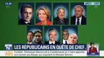 Après le départ de Laurent Wauquiez, qui sera le prochain dirigeant des Républicains?