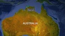 At least 4 dead in shooting in Darwin, Australia