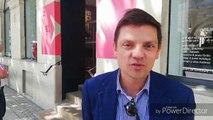 Xavier Labaune est le directeur de l'office de tourisme de Nîmes
