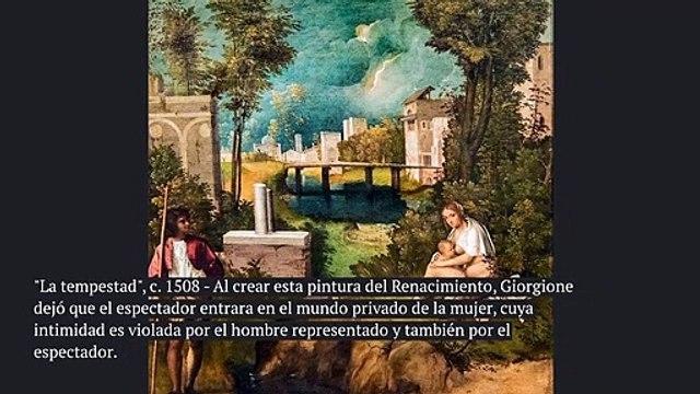 LA MUJER A TRAVÉS DE LAS ARTES FIGURATIVAS