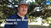 Didier Delmas, entraîneur d'Eugénie Le Sommer entre 1995 et 1998
