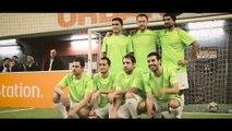 Championnat de football de l'Intégration et de la Solidarité - décembre 2015
