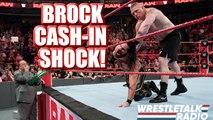 Brock Lesnar Raw Cash-In SHOCK!! Major WWE Babyface TURN!!  The Undertaker SPEAKS!! - WrestleTalk Radio