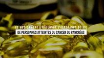 Ce traitement a rallongé l'espérance de vie de personnes atteintes du cancer du pancréas