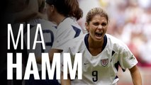 Mia Hamm weighs in on gender equality in soccer and the 'deep, dynamic' USWNT