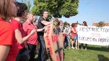Collège de Fortschwihr : Une classe en moins, enseignants en émoi