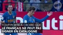 Le rendez-vous entre Messi et sa direction qui change tout pour Antoine Griezmann