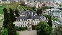 Vue d'ici : La préfecture de Haute-Savoie