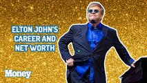 Elton John's Career and Net Worth