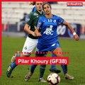 L'invitée sportive / Pilar Khoury (GF38) : « Chacune d'entre nous travaille pour l'égalité avec les garçons »