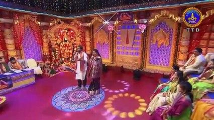 APP Special Song-Yedhirinchi Potlada , Pavan charan & Srivardhini _ Ep138 _19-05-19 _ SVBC TTD