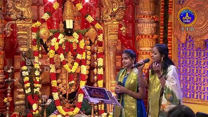 APP Special Song-Alamelu Mangapathi , Nayana Nayar & Sriya Madhuri _ Ep138 _ 19-05-19 _ SVBC TTD
