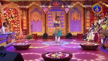 APP Special Song-Thappinchukoradhika Adhitya _ Ep138 _19-05-19 _ SVBC TTD