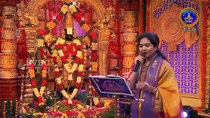 App Special Song-Kalaloni Sukame, Sunitha  _ EP 139 _ 25-05-19 _ SVBC TTD