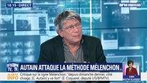 """Eric Coquerel répond à Clémentine Autain: """"Ce qui me pose problème, c'est qu'elle a l'air de penser qu'il faut tout rebâtir de zéro"""""""