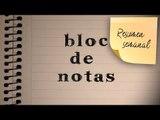 BLOC DE NOTAS SEMANAL   PROG 56