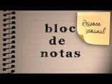 BLOC DE NOTAS SEMANAL   PROG 63