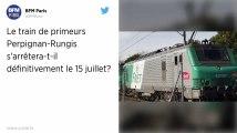 Le train de primeurs Perpignan-Rungis va-t-il s'arrêter le 15 juillet, malgré la promesse du gouvernement ?