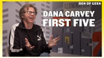 Can Dana Carvey Name His First Five Credits on IMDB?