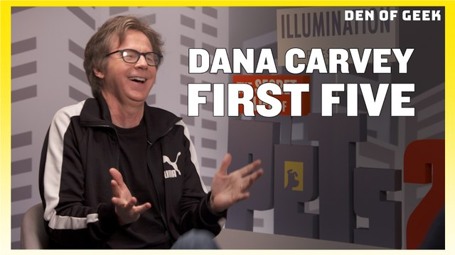 Can Dana Carvey Name His First Five Credits on IMDB?